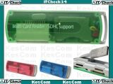 USB 2.0 Multi Cardreader / writer -  4 slot Kartenleser