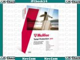 McAfee - Total Protection  - 3 PC